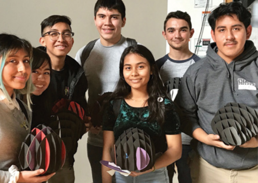 STEM Academy receives Inspiring Programs in STEM Award, pg 68